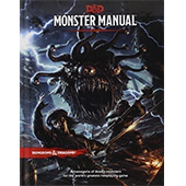 Фотография Основная книга D&D Next: Monster Manual [=city]