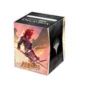Фотография Ultra Pro Magic Deck Box - Commander Aurelia [=city]
